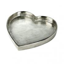 Parlane Aluminium Heart Shaped Tray