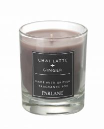 Chai Latte & Ginger Candle