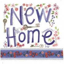 Alex Clark New Home Sparkle Card