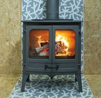 All New Charnwood Island 2 with high legs