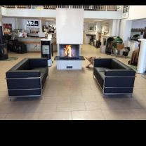 Spartherm fireplace - ex display Fired