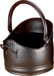 All Black Rowton Coal Bucket
