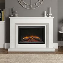 Elgin Hall Cassius Electric Fireplace