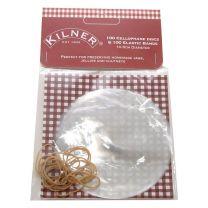Kilner Cellophane disks