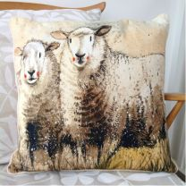 Alex Clark Companions - Sheep - Decorative Cushion