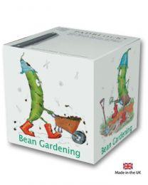 Bean Gardening Pad Block