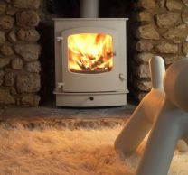 Charnwood Cove 2B Boiler Stove with low stand