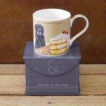 The Little Dog Criminal Mug