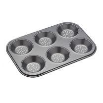 Crusty Baking Pan 6 Hole