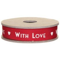 With Love East of India fabric Ribbon
