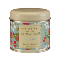 Julie Dodsworth Fairytale Candle Tin by Wax Lyrical