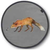 Aga fox and mouse chef pad