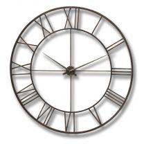 Antique Metal Clock