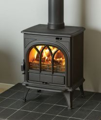 Stovax Huntingdon 25 Stove Tracery Door