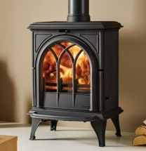 Stovax Huntingdon 28 Stove Tracery Door