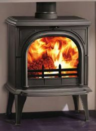 Stovax Huntingdon 35 Stove Clear door