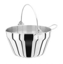Judge Stainless Steel Maslin Pan