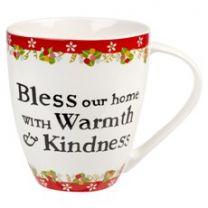 Julie Dodsworth Warmth & Kindness China Mug
