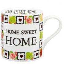 Julie Dodsworth Home Sweet Home Mug