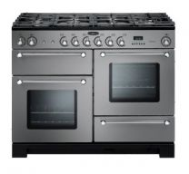 Kitchener 110 Dual Fuel Stainless Steel