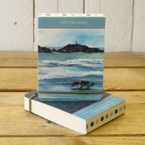 The Little Dog - Beach Life Note Pad