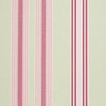Lulu Stripe Sage PVC Table Cloth