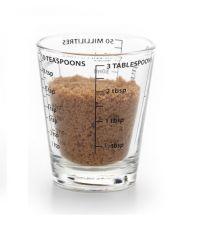 Glass Mini Measure