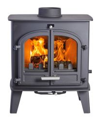 Norreskoven Traditional  double door multi-fuel stove
