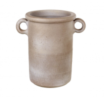 Parlane Barrow Tall Ceramic Planter in Taupe