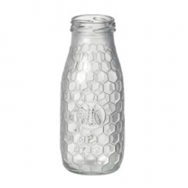 Parlane Honeycomb Small Glass Bottle