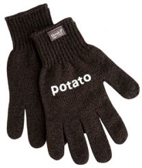 Potato Gloves