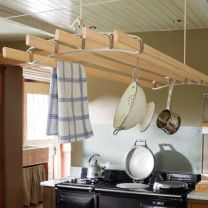Pulleymaid Modern Laundry Drying Rack