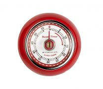 Magnetic Red Retro Timer