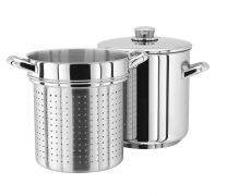 Stellar 8000 Stainless Steel Pasta Pot
