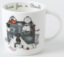 AGA Paws For A Break Mug