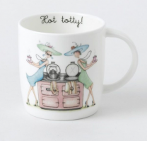 Hot totty Aga mug