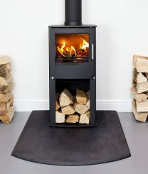 Westfire Series One with Wood Store