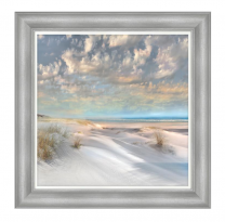 Artko Smooth Sands 2 Framed Picture Print by