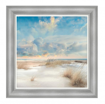 Artko Smooth Sands 3 Framed Picture by Mike Calascibetta