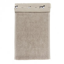 Woof! Roller Hand Towel by Sophie Allport