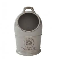 Pride of Place Grey Salt Jar