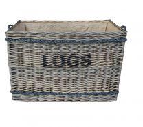 Jumbo 'LOGS' Basket