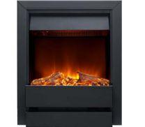 Wardley Electric Fire in Black