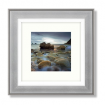 Whispering Tide Print Framed Picture by Adam Burton