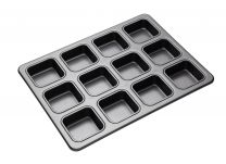 12 Hole Square Brownie Pan