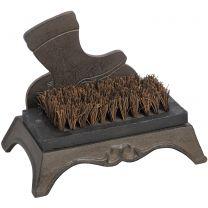 Old Boot Design Heavy Cast Iron Boot Scraper