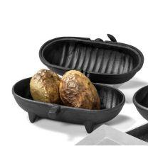 Cast Iron Potato Cooker Standard