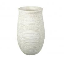 Parlane Crete Ceramic White Vase