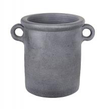 Parlane Barrow Pot in Dark Gray