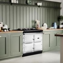 AGA R3 Series 100 Electric With Twin Hotplates